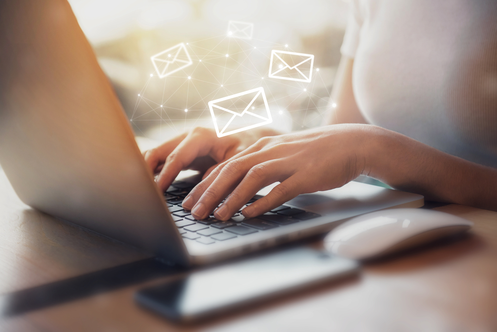send email computer